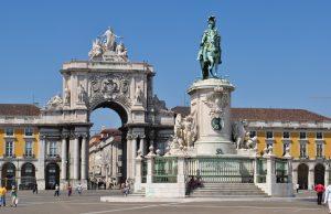 Plaza del Comercio (Lisboa)