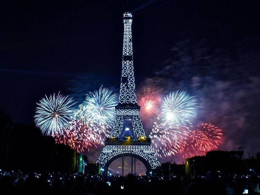 Ano Nuevo en París
