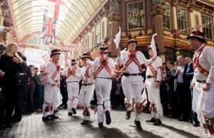 Fiestas y eventos en Londres