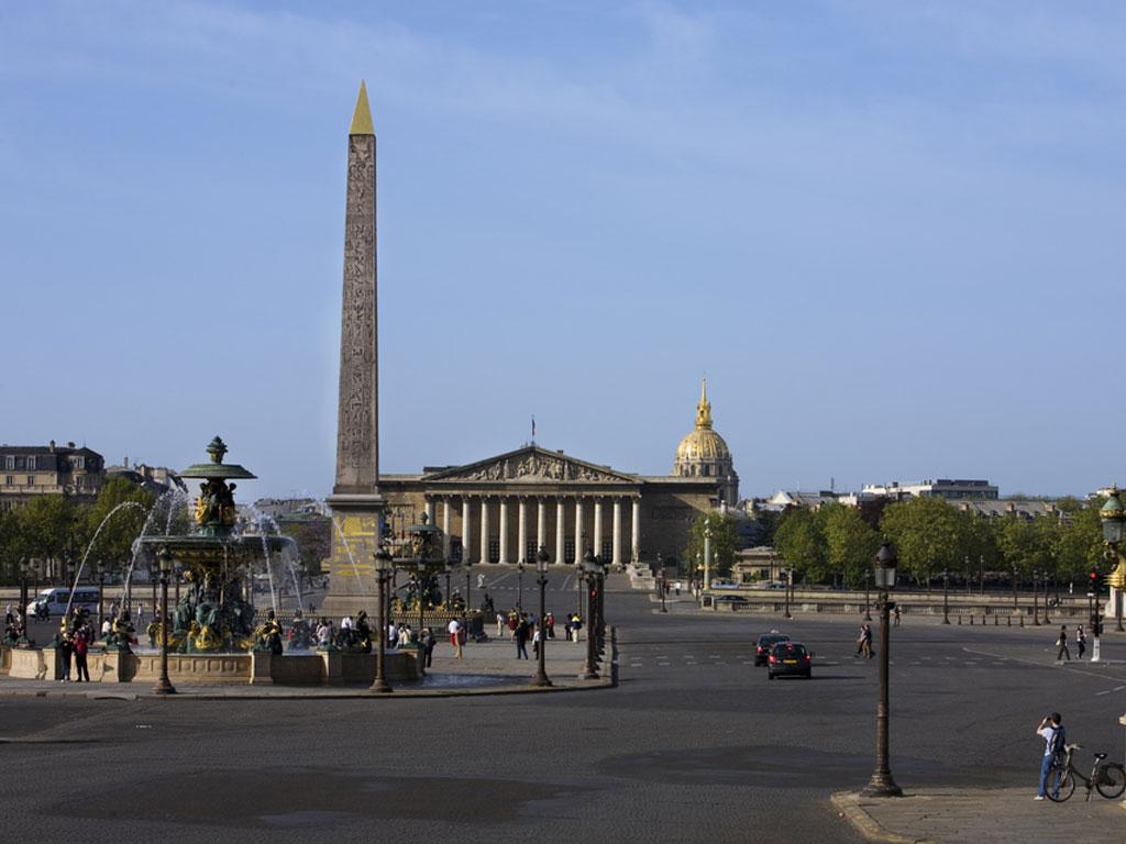 Plazas de París