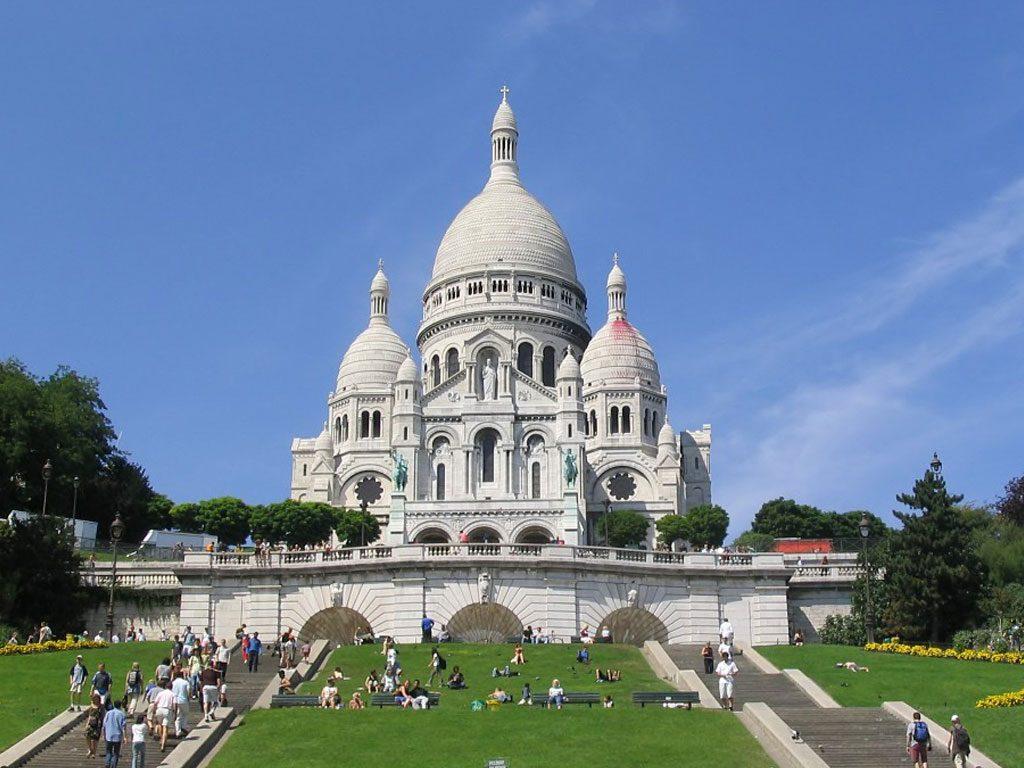 Basilica del Sagrado Corazon Paris