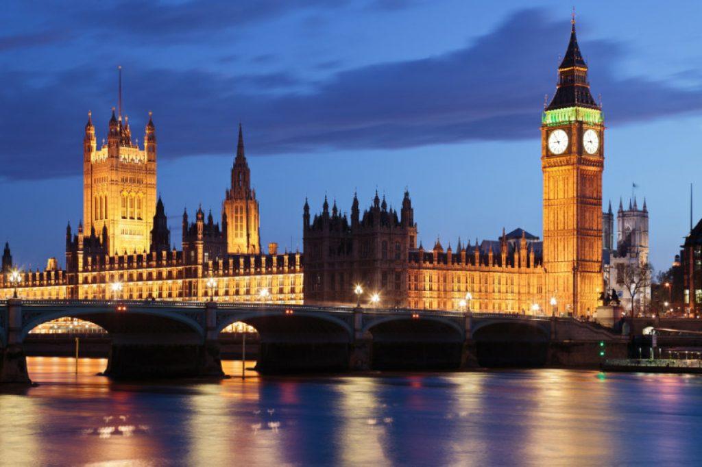 Vista de Londres