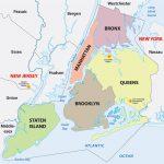 Boroughs de Nueva York