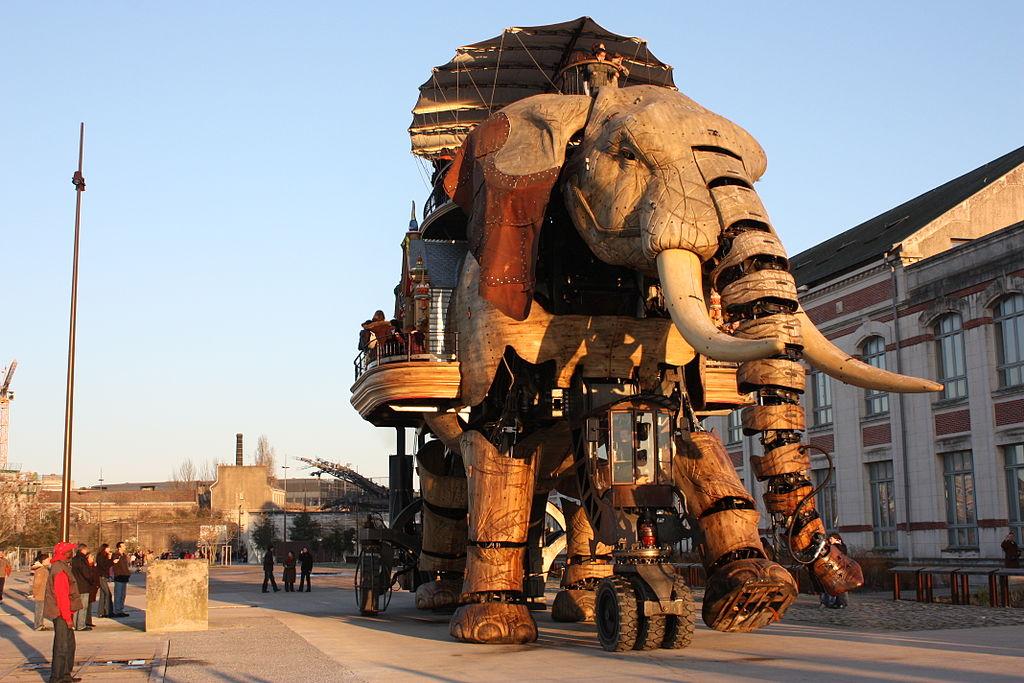 Gran Elefante  fuente