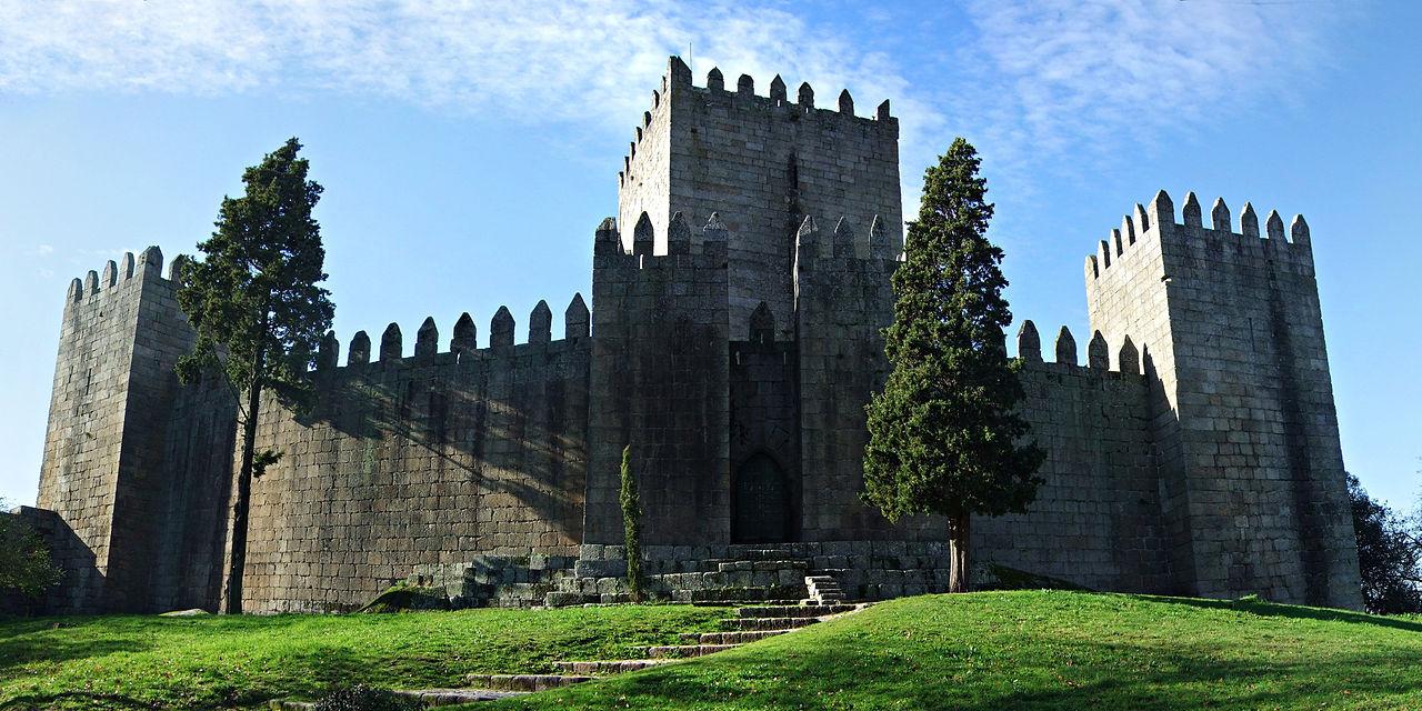 Castillo de Guimarães  fuente