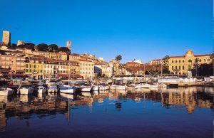 Clima de Cannes