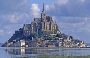 Lugares turísticos de Monte Saint-Michel