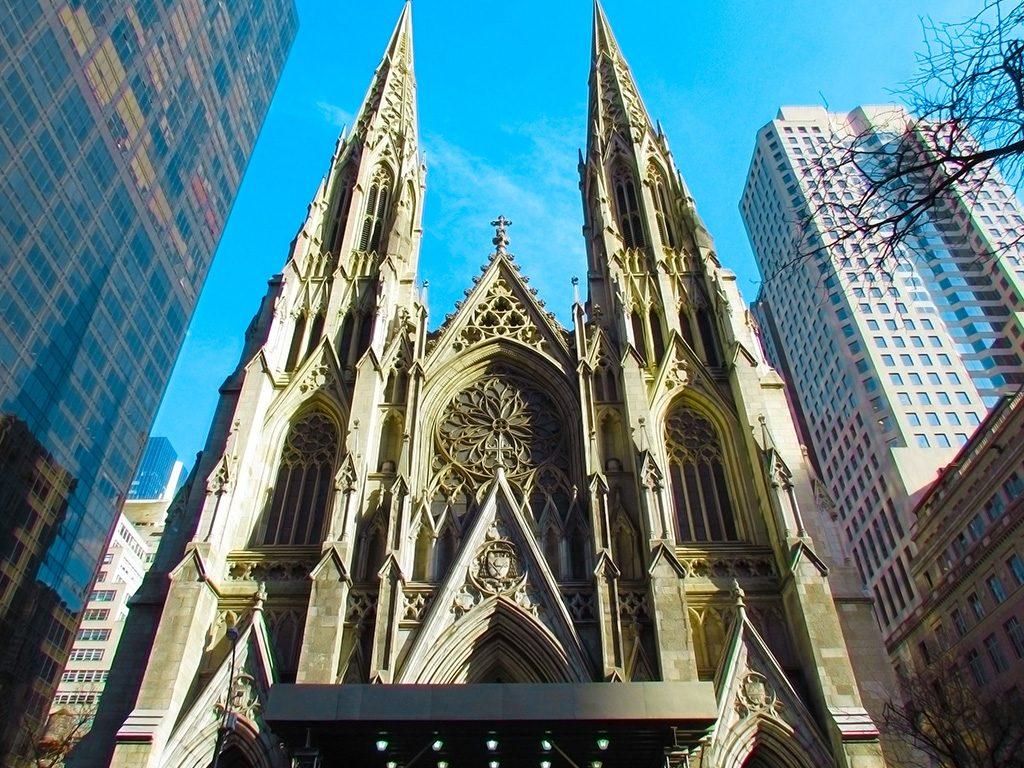 catedral de nueva york