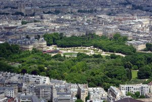 Palacio y Jardín de Luxemburgo