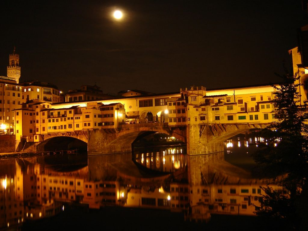 Ponte Vecchio  autor