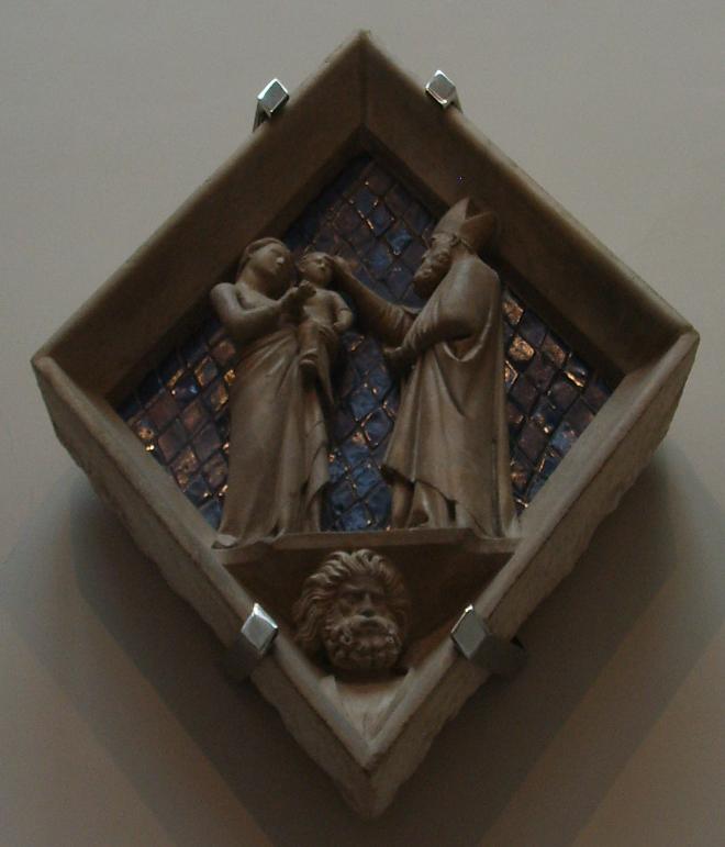 Losanga 26, cresima, maso di banco, 1337-1341