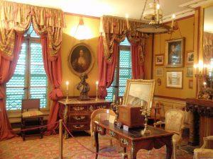 Las obras de artistas como Ary Scheffer y George Sand es exponen en El museo de la vida romántica.