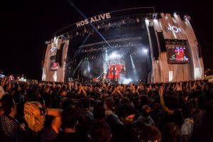 Festival NOS'Alive.