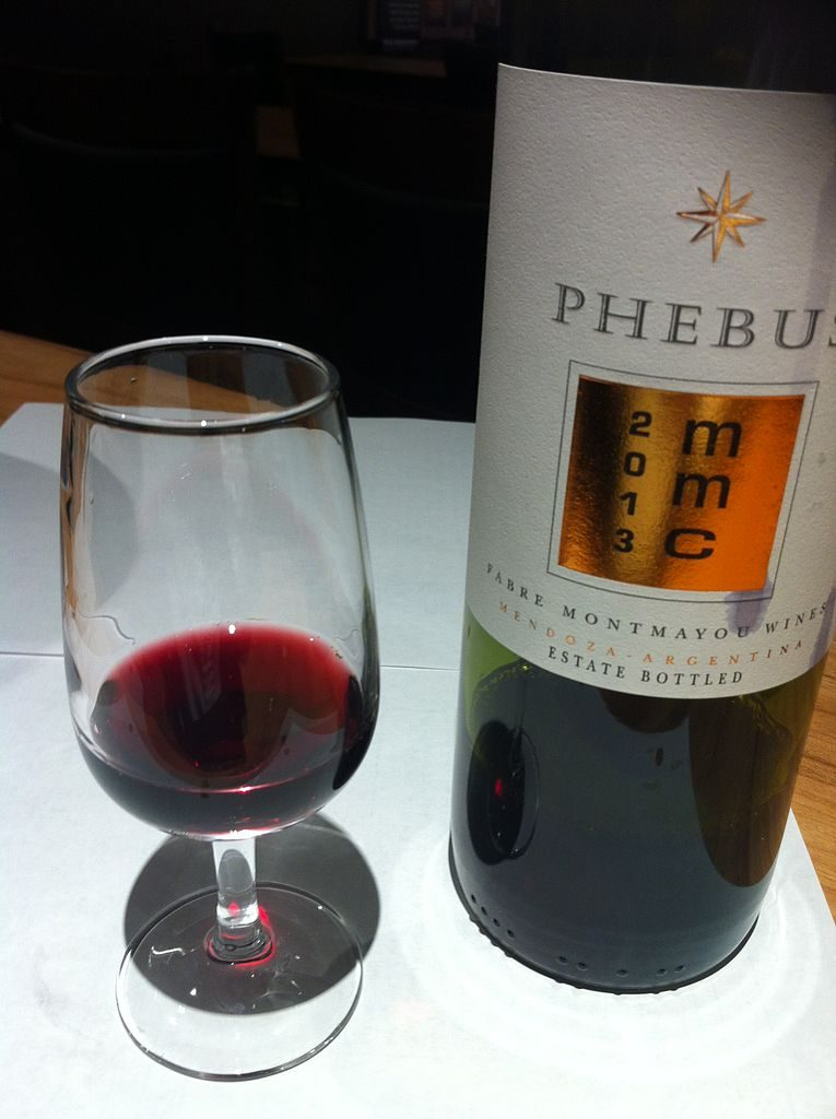 El vino Malbec es uno de los más populares de Argentina.
