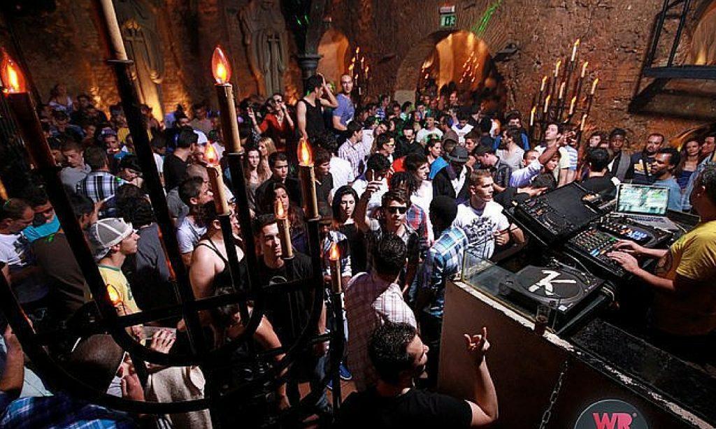 Discoteca Kremlim Lisboa