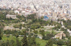 Monumentos en Grecia