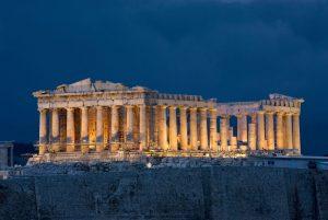 Ciudad Atenas,  Capital de Grecia.