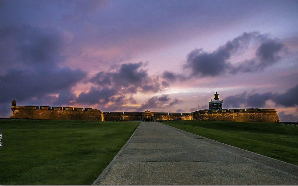 Castillo-San-Felipe-del-Morro-en-Puerto-Rico