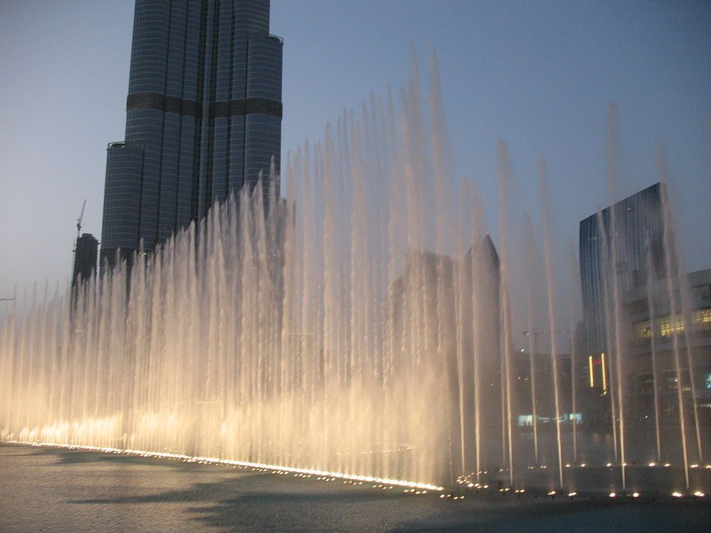 Fuente-Dubai