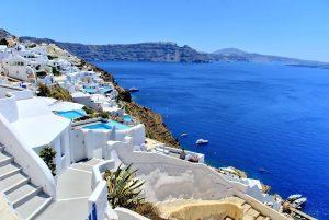Atenas y Santorini, Grecia