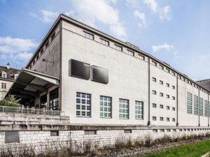 Haus Konstruktiv en Zúrich.