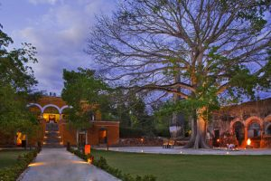 Hoteles de México en primavera.