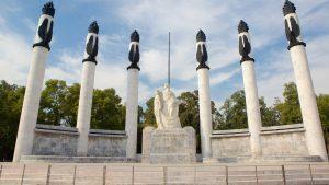 Monumento a los niños héroes.