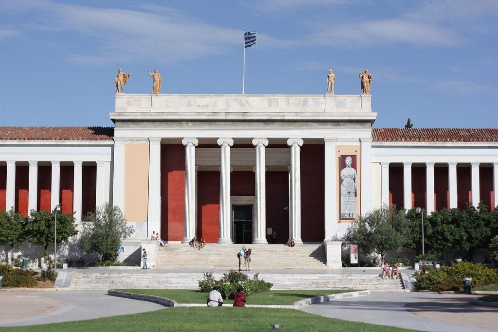 Museo-arqueológico-de-Atenas