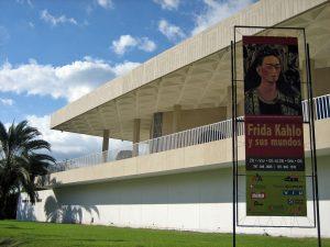 Fachada del Museo de Arte de Ponce-Puerto Rico.
