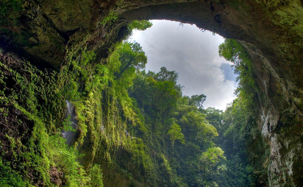 Parque-nacional-de-Yunque-en-Puerto-Rico