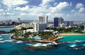 Sitios turísticos en Puerto Rico