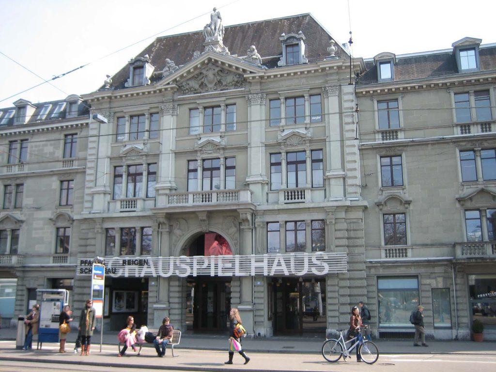 Schauspielhaus-Zürich