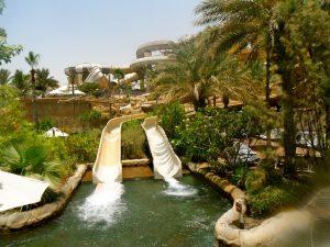 Wild Wadi Waterpark es un parque temático ubicado en Dubai.
