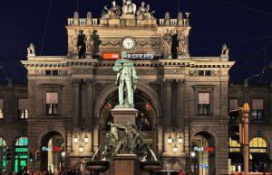 Monumentos en Zúrich