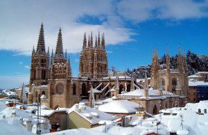 España en invierno