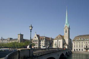 Ciudad de Zúrich.