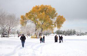 México en invierno