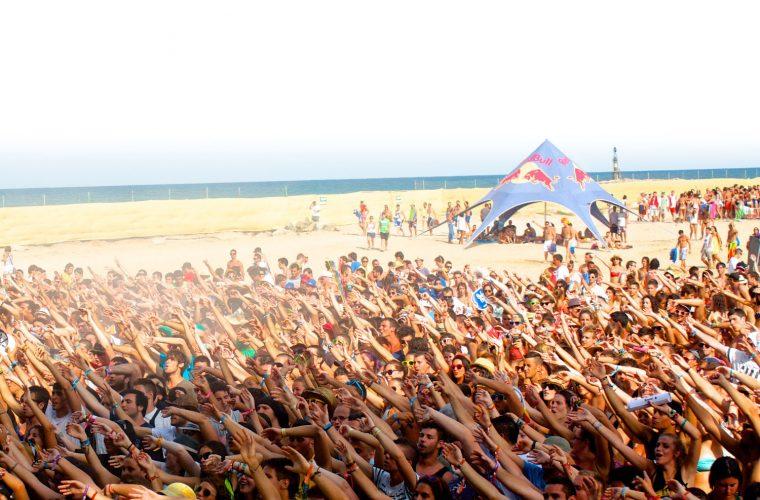 Festivales de verano en España.