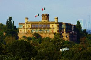 Castillo de Chapultepec- Ciudad de México.
