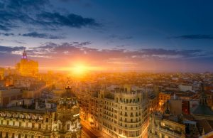 Estaciones del año en Madrid