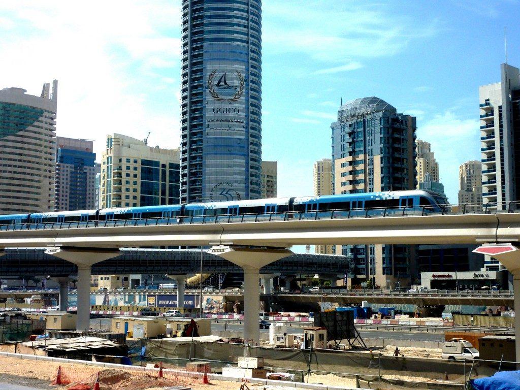metro-de-Dubai