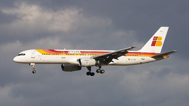 Aerolinea-Iberia