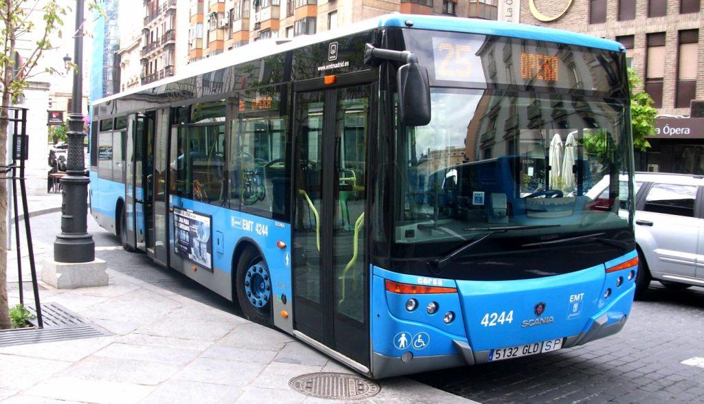 Autobus-en-Espana