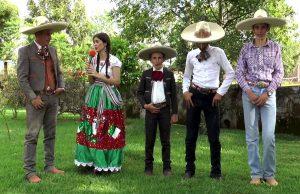 Ropa típica de México