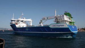 Transporte Fluvial en España.