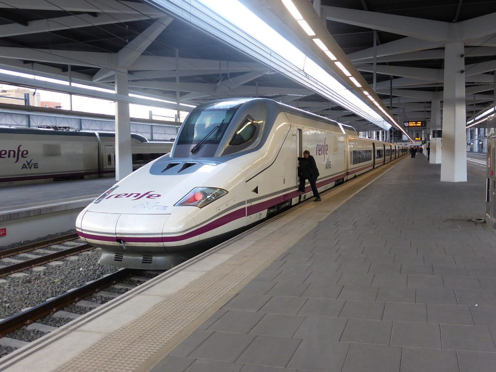 Tren-en-España