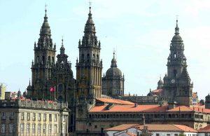 Clima de Santiago de Compostela