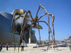Exteriores del Museo de Guggenheim - Bilbao