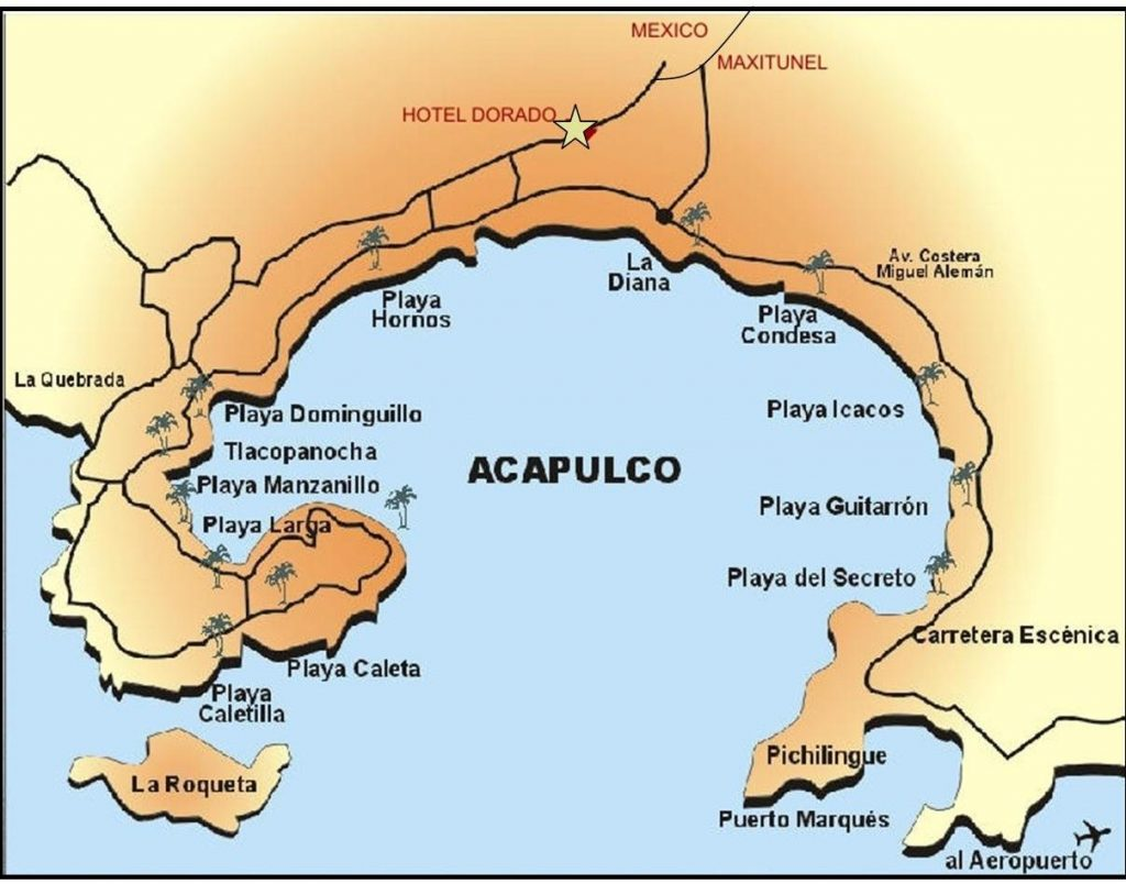 Mapa-de-playas-de-Acapulco