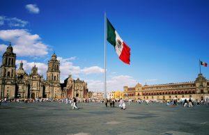 México en Abril